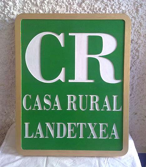 Carteles para casas rurales - Logo casa rural ...