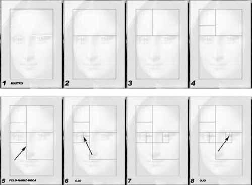 Relación Entre Los Rectángulos áureos Y La Mona Lisa