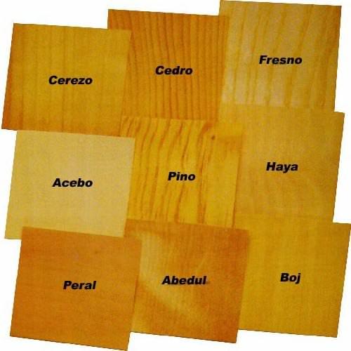 Las mejores maderas para tallar - Muebles el castor ...