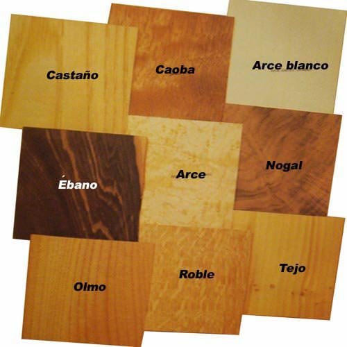 las mejores maderas para tallar de alta calidad